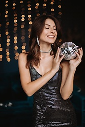 Anna Gurchenkova - Stradivarius Choker, H&M Dress - Happy new year 🎊