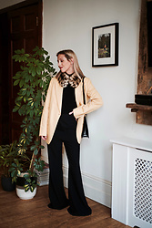 Daniella Robins - Helen Moore Faux Fur - The Faux Fur Collar & How I'm Styling It