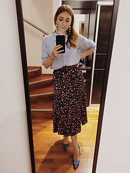 Tímea C - Zara Skirt - Freckled