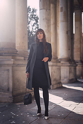 Andrea Funk / andysparkles.de - Sumissura Coat - The Grey Coat
