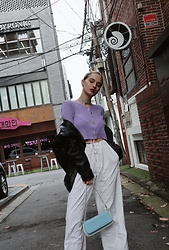 Eva 에바 -  - White&purple