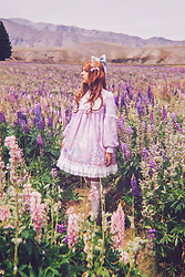 Alice Kozanic - Taobao Wig, Taobao Dress - Away with the Lupins