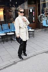 Anna Borisovna - Second Female Jacket, Arket Bag, Inwear Pants, Mango Shoes - The Jacket