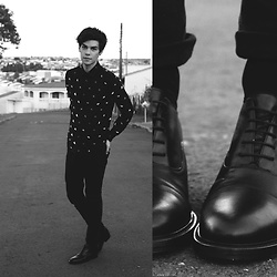 Vini Uehara - Guidomaggi Matera, Guidomaggi Dress Shoes - Matera