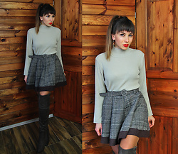 Jointy&Croissanty © - Femmeluxefinery Jumper - Warm shades