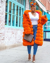 Kelly W -  - My Love for Statement Coats and Color