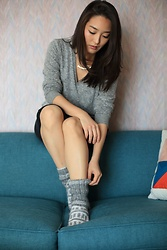 Kimberly Kong -  - Fazl: The Most Comfortable Socks You'll Ever Wear