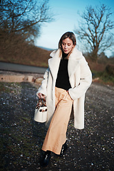 Daniella Robins -  - A Burst Of Colour To My Winter Look