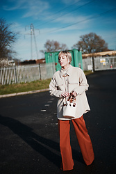 Daniella Robins -  - Outfit Of The Day: Styling Oversized