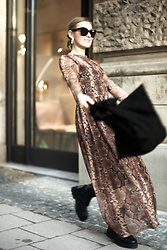 Anna Borisovna -  - The Leo Dress