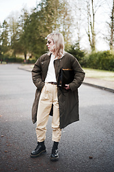 Daniella Robins - Urban Outfitters Coat, Dr Martens Boots - OOTD: Coats, Remember Them!