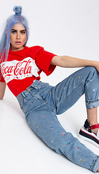 Stav Monskey - Tommy Hilfiger X Coca Cola - Remember, coca cola only sold 25 bottles the first year