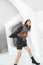 Ava Foo - Louis Vuitton, Louis Vuitton, Ba&Sh, Lost In Echo - Cool girl