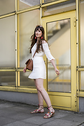 Andrea Funk / andysparkles.de -  - White Summer Dress