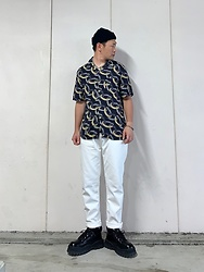 ★masaki★ - Neuwdenim Shirts, Zara Jeans, Eytys Angel - CHAINS SHIRTS