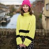 739097_lazy_oaf_lime_knit___collusion_spotty_trousers_1_-_copy